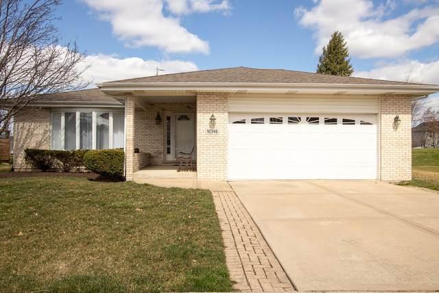 16346 Shawnee Drive, Lockport, IL 60441 (MLS #11040154) :: RE/MAX IMPACT