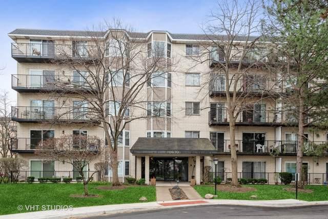 8630 Waukegan Road #513, Morton Grove, IL 60053 (MLS #11040196) :: Littlefield Group