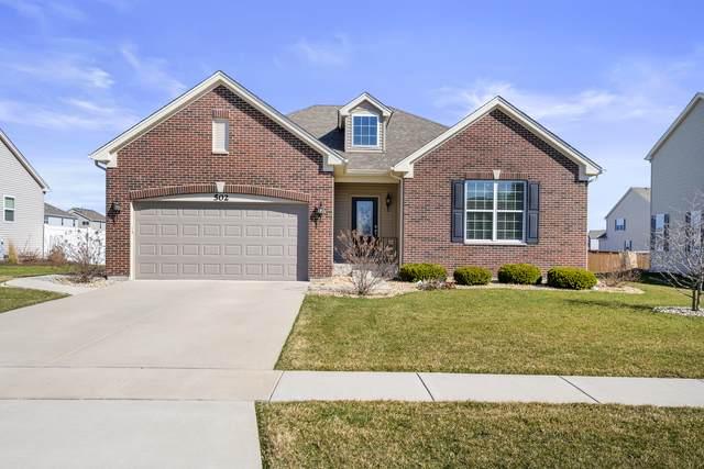 502 Northgate Lane, Shorewood, IL 60404 (MLS #11040236) :: Touchstone Group
