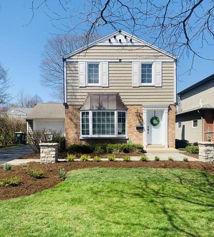 342 S Newbury Place, Arlington Heights, IL 60005 (MLS #11040366) :: Helen Oliveri Real Estate