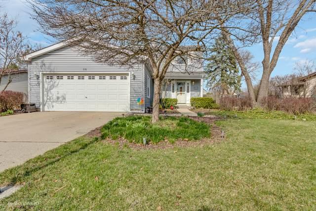 336 Somerset Drive, Streamwood, IL 60107 (MLS #11040416) :: Helen Oliveri Real Estate