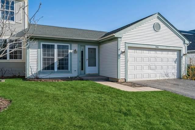 990 Fox Chase Drive, Round Lake Beach, IL 60073 (MLS #11040423) :: RE/MAX IMPACT