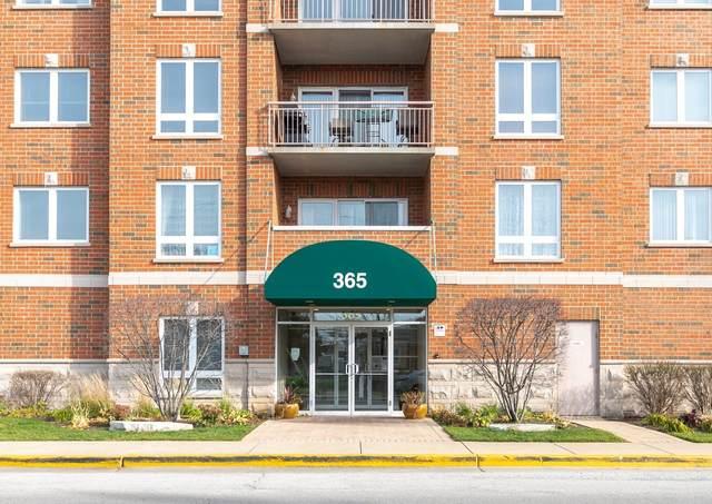 365 Graceland Avenue 401A, Des Plaines, IL 60016 (MLS #11040454) :: Littlefield Group