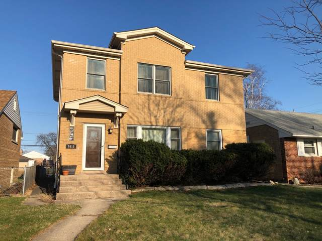 7615 Park Avenue, Skokie, IL 60077 (MLS #11040474) :: John Lyons Real Estate