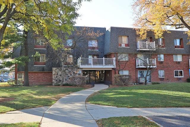 912 Ridge Square #113, Elk Grove Village, IL 60007 (MLS #11040480) :: The Spaniak Team
