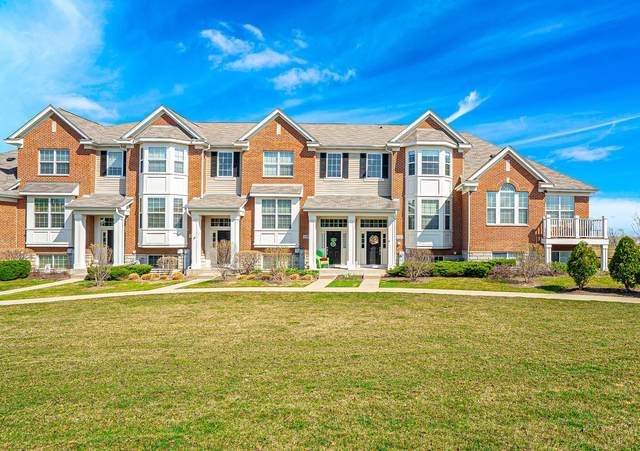 10583 W 154TH Place, Orland Park, IL 60462 (MLS #11040563) :: The Spaniak Team