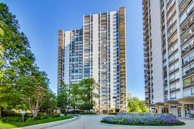 1360 N Sandburg Terrace 1509C, Chicago, IL 60610 (MLS #11040591) :: Helen Oliveri Real Estate