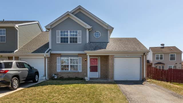 1155 Robin Drive, Carol Stream, IL 60188 (MLS #11040655) :: The Spaniak Team