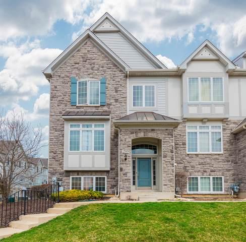 289 Sype Drive, Carol Stream, IL 60188 (MLS #11040779) :: Ryan Dallas Real Estate
