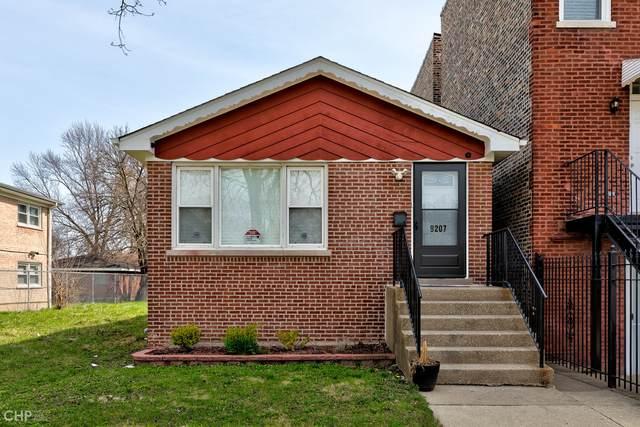 9207 S Greenwood Avenue, Chicago, IL 60619 (MLS #11040878) :: Helen Oliveri Real Estate