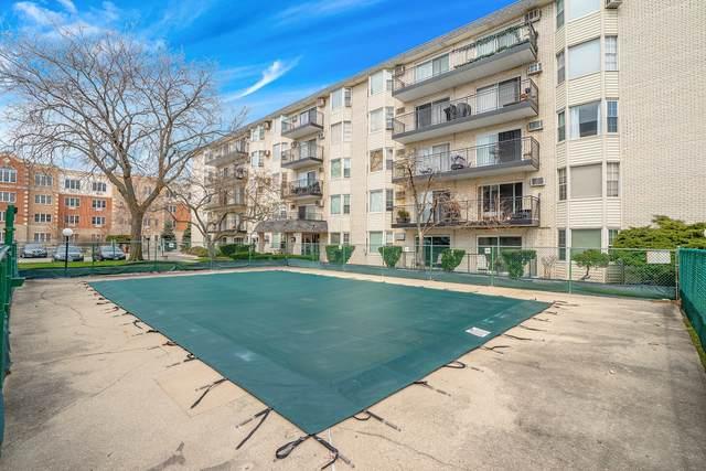 5510 Lincoln Avenue #304, Morton Grove, IL 60053 (MLS #11040925) :: Helen Oliveri Real Estate