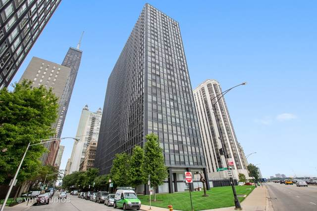 900 N Lake Shore Drive #1509, Chicago, IL 60611 (MLS #11040927) :: Touchstone Group