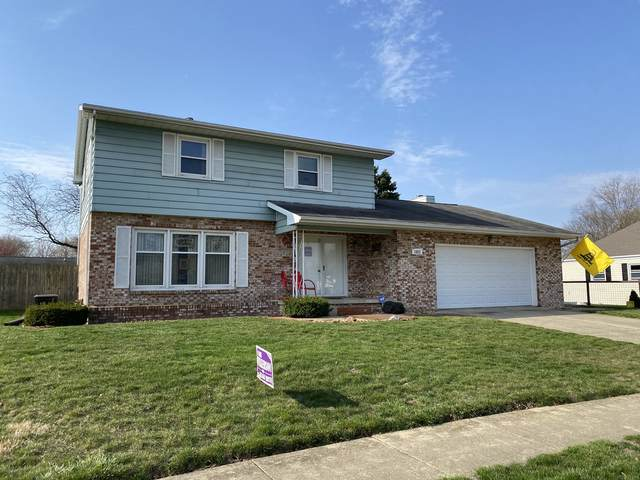 1022 Lancaster Court, Rantoul, IL 61866 (MLS #11041037) :: O'Neil Property Group