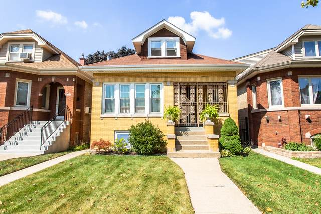 1748 N Nagle Avenue, Chicago, IL 60707 (MLS #11041117) :: Littlefield Group