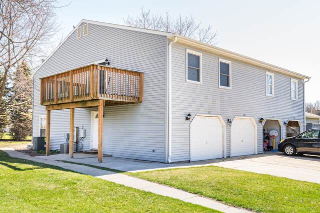 1610 E Stonehenge Drive #1610, Sycamore, IL 60178 (MLS #11041164) :: The Spaniak Team