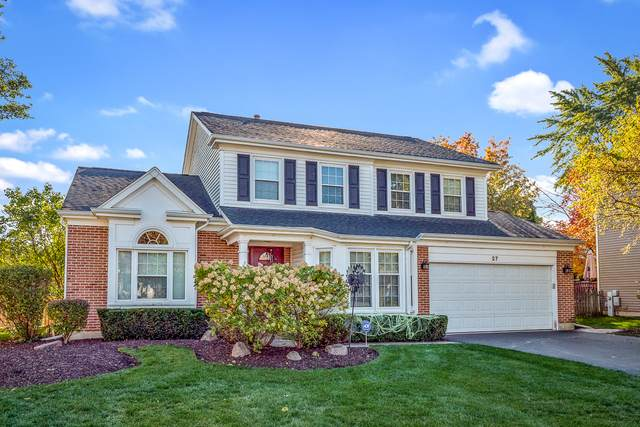 27 Trotwood Court, Buffalo Grove, IL 60089 (MLS #11041172) :: RE/MAX IMPACT