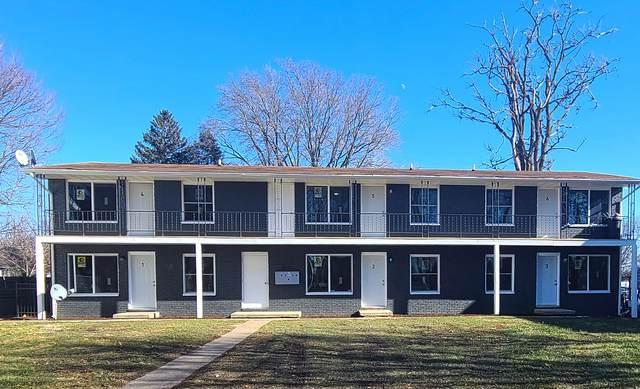 333 S Steffler Street, Rantoul, IL 61866 (MLS #11041184) :: Ryan Dallas Real Estate