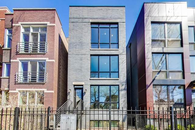 879 N Hermitage Avenue #3, Chicago, IL 60622 (MLS #11041262) :: Touchstone Group