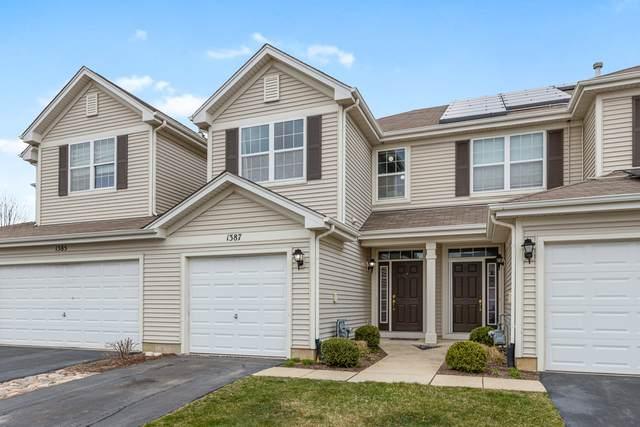 1387 Remington Drive, Volo, IL 60020 (MLS #11041274) :: Helen Oliveri Real Estate