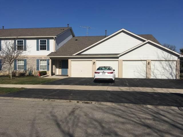 1065 N Village Drive #2, Round Lake Beach, IL 60073 (MLS #11041298) :: The Dena Furlow Team - Keller Williams Realty