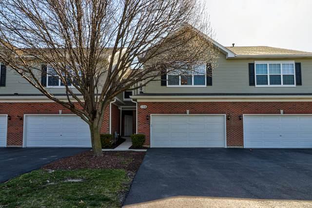 154 N Palmer Drive, Bolingbrook, IL 60490 (MLS #11041376) :: Helen Oliveri Real Estate