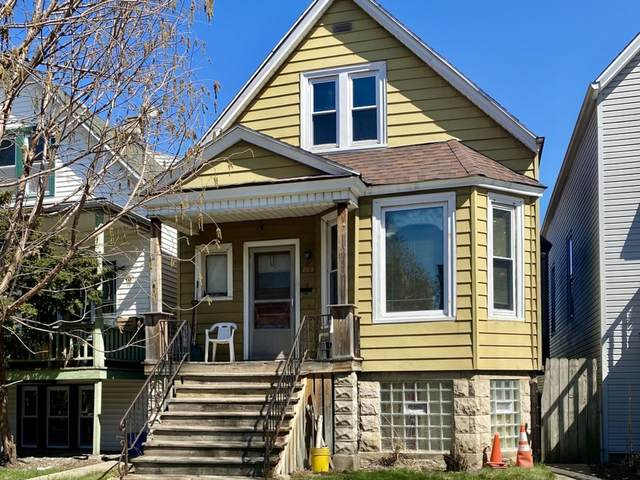 2511 N Lawndale Avenue, Chicago, IL 60647 (MLS #11041394) :: The Dena Furlow Team - Keller Williams Realty