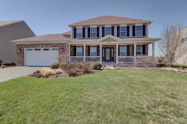 2975 Grande Trail, Yorkville, IL 60560 (MLS #11041412) :: The Dena Furlow Team - Keller Williams Realty