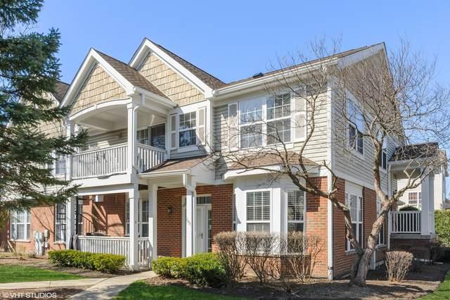 1151 Georgetown Way 38-3, Vernon Hills, IL 60061 (MLS #11041512) :: Helen Oliveri Real Estate