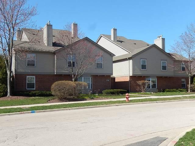131 Kristin Circle #6, Schaumburg, IL 60195 (MLS #11041530) :: BN Homes Group