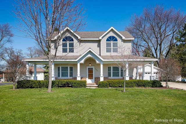 706 E Charles Street, Arlington Heights, IL 60004 (MLS #11041661) :: Helen Oliveri Real Estate