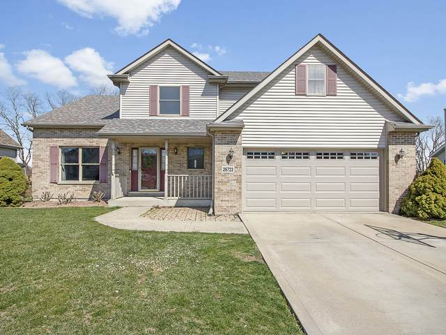 26723 S Kimberly Lane, Channahon, IL 60410 (MLS #11041682) :: The Spaniak Team
