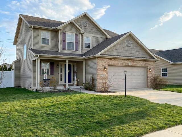 415 Trefoil, Savoy, IL 61874 (MLS #11041690) :: Helen Oliveri Real Estate