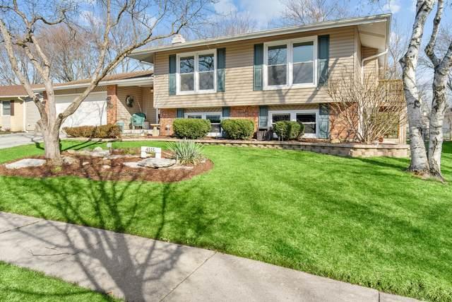 4115 O'hare Drive, Hoffman Estates, IL 60192 (MLS #11041774) :: Helen Oliveri Real Estate