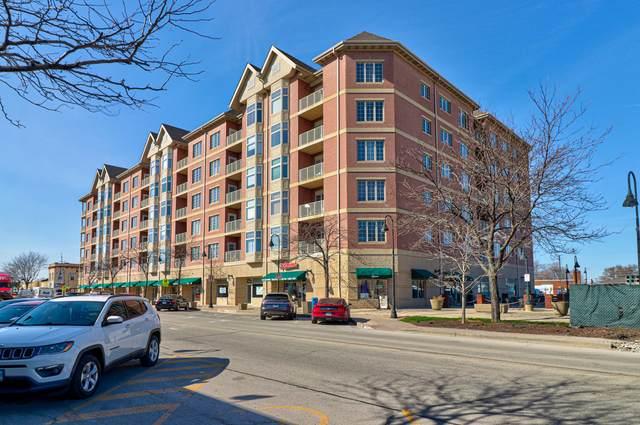 9670 Franklin Avenue #209, Franklin Park, IL 60131 (MLS #11041782) :: The Dena Furlow Team - Keller Williams Realty
