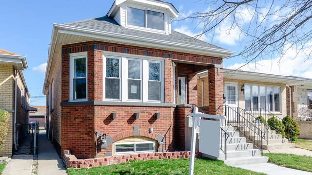 3752 W 56th Place, Chicago, IL 60629 (MLS #11041861) :: The Dena Furlow Team - Keller Williams Realty