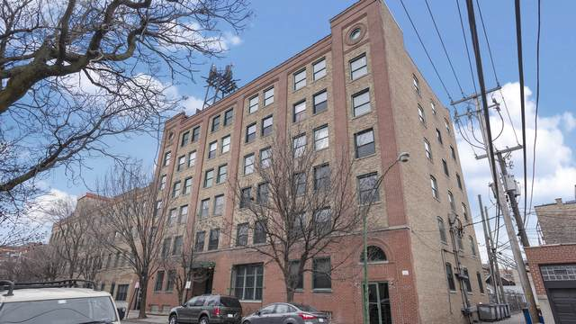 515 N Noble Street #311, Chicago, IL 60642 (MLS #11041887) :: Ryan Dallas Real Estate