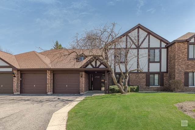 1735 Harrow Court B, Wheaton, IL 60189 (MLS #11041990) :: RE/MAX IMPACT