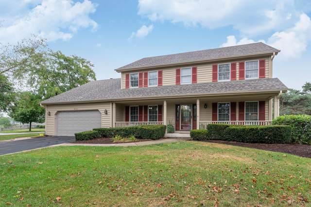 420 Stonemill Lane, Oswego, IL 60543 (MLS #11042164) :: Helen Oliveri Real Estate