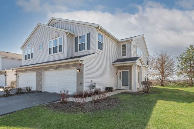 1844 Candlelight Circle -, Montgomery, IL 60538 (MLS #11042216) :: RE/MAX IMPACT