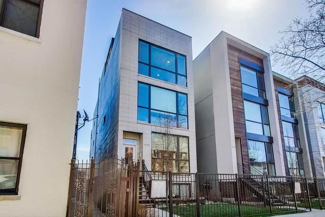 2125 N Mozart Street #3, Chicago, IL 60647 (MLS #11042409) :: John Lyons Real Estate
