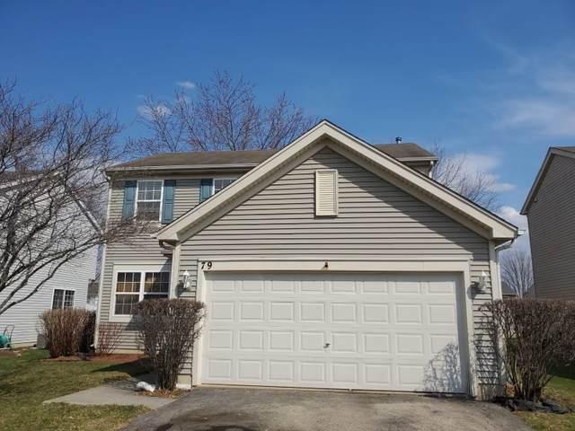 79 Woodland Park Circle, Gilberts, IL 60136 (MLS #11042436) :: RE/MAX IMPACT