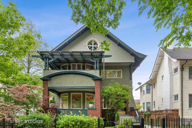 587 W Hawthorne Place, Chicago, IL 60657 (MLS #11042470) :: The Spaniak Team