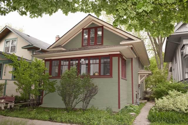 1136 S Scoville Avenue, Oak Park, IL 60304 (MLS #11042479) :: Angela Walker Homes Real Estate Group