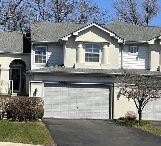 2474 Palazzo Court, Buffalo Grove, IL 60089 (MLS #11042522) :: The Spaniak Team