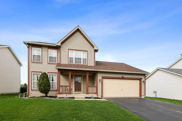 344 Wedgewood Circle, Romeoville, IL 60446 (MLS #11042626) :: RE/MAX IMPACT