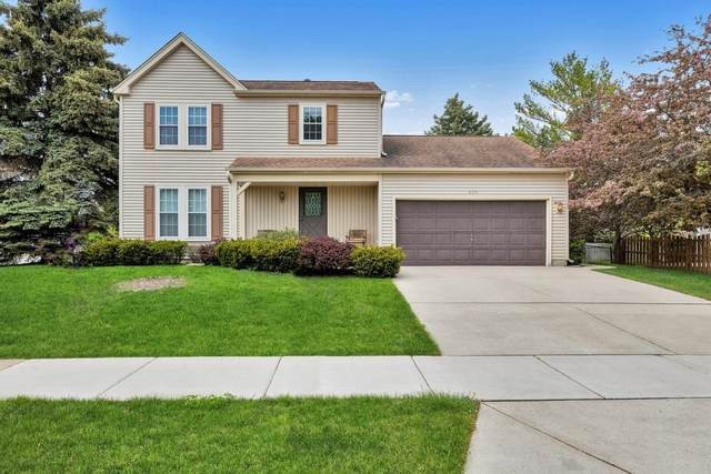 635 W Highgoal Drive, Wheeling, IL 60090 (MLS #11042646) :: Helen Oliveri Real Estate
