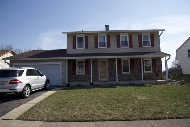 1645 Burning Bush Lane, Hoffman Estates, IL 60192 (MLS #11042793) :: Helen Oliveri Real Estate