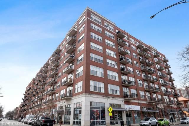 6 S Laflin Street #907, Chicago, IL 60607 (MLS #11042814) :: Littlefield Group