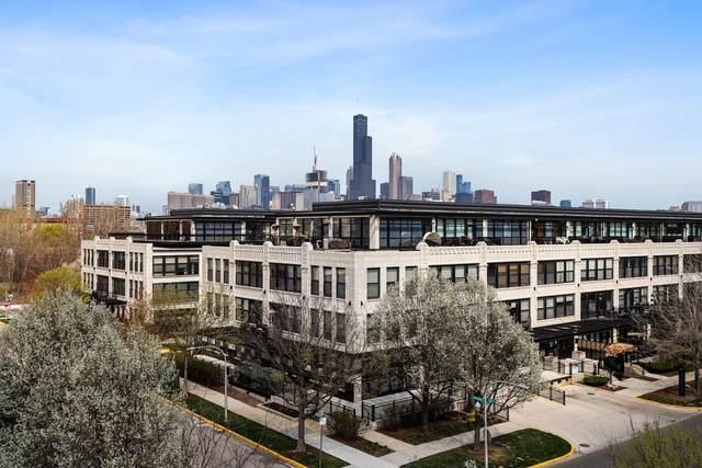 1111 W 15th Street #113, Chicago, IL 60608 (MLS #11043022) :: The Dena Furlow Team - Keller Williams Realty