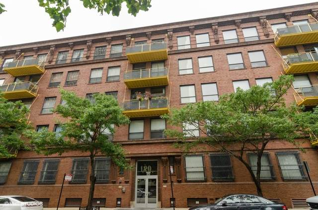 120 E Cullerton Street #201, Chicago, IL 60616 (MLS #11043073) :: The Spaniak Team